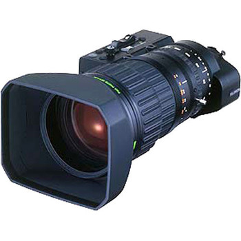 """USED Fujinon A42X13.5BERD-S48 A42x13.5BERD-S48 2/3"""" 42x Super Telephoto Lens for ENG/EFP Cameras, 2x Extender, Servo Focus and Zoom (Like New)"""