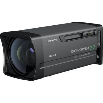 """USED Fujinon XA77x9.5BESM 9.5-732mm f/1.7-3.4 2/3"""" DIGIPOWER 77 Zoom Box Lens (Like New)"""