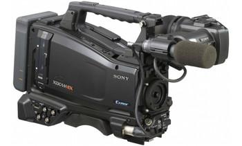 USED Sony PMW-350L: CMOS XDCAM EX HD422 Camcorder w/o Lens