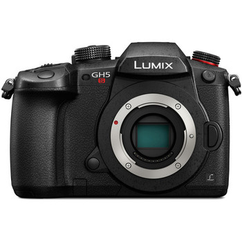 OPEN BOX Panasonic DC-GH5S Lumix Mirrorless Micro Four Thirds Digital Camera