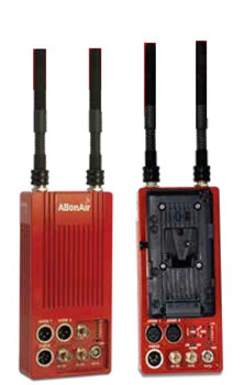 DEMO ABonAir AB512 Portable Wireless Video System