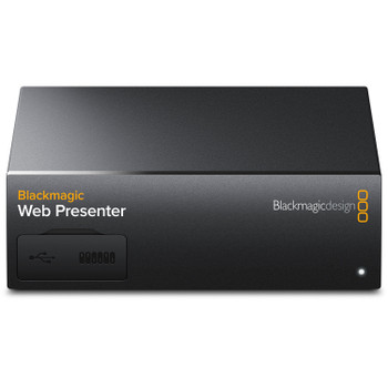 OPEN BOX Blackmagic Design BDLKWEBPTR Web Presenter