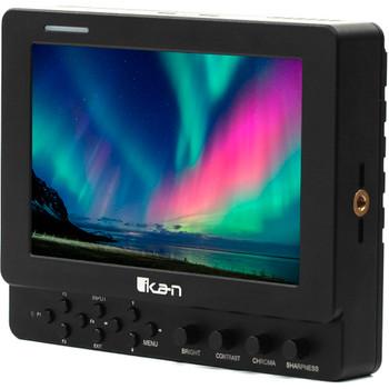 """Ikan  VXF7-V2 7"""" HDMI/SDI On-Camera Monitor V2 with Tally"""