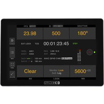 SmallHD MON-CINE7-VENICE Cine 7 Touchscreen Monitor with Sony VENICE Camera Control Kit