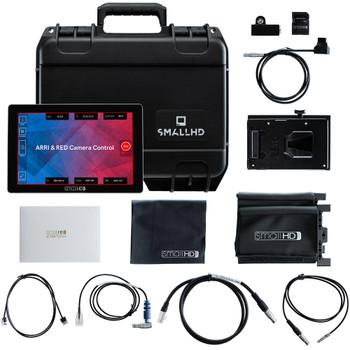 SmallHD MON-CINE7-DELUXE-VM Cine 7 Touchscreen Monitor Deluxe Camera Control Kit (V-Mount) - DISCONTINUED