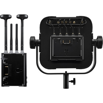 Teradek 10-2120-G Bolt 4K MAX Wireless TX/RX Deluxe Kit (Gold Mount)