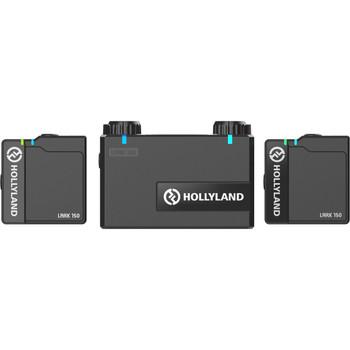 Hollyland LARK 150 Wireless Dual Microphone System