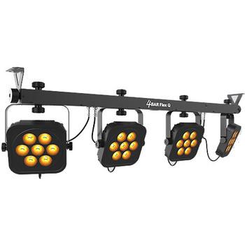 CHAUVET DJ 4BARFLEXQ 4BAR Flex Q All-in-One 4-Par Wash Light System