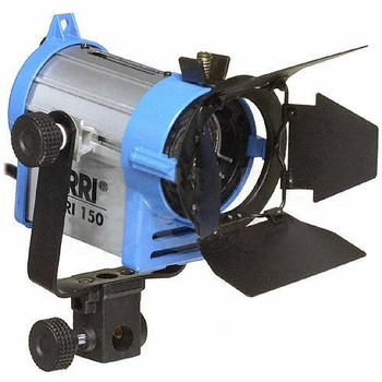 ARRI LK.0005636 150/3-Light Fresnel Kit with Wheels (120V)