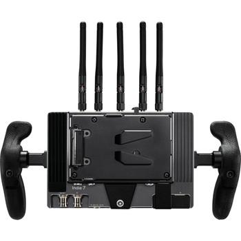 SmallHD MON-INDIE7-BOLT-4K-VM INDIE 7 On-Camera Monitor with Bolt 4K Wireless Receiver (V-Mount)
