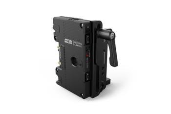 Wooden Camera 283100 Battery Slide Pro Gold Mount (Sony FX6)