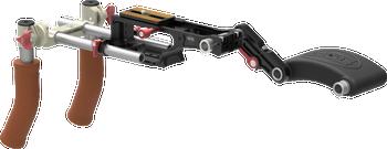 Vocas 0255-3000 Flexible camera rig FCR-15 Basic Kit