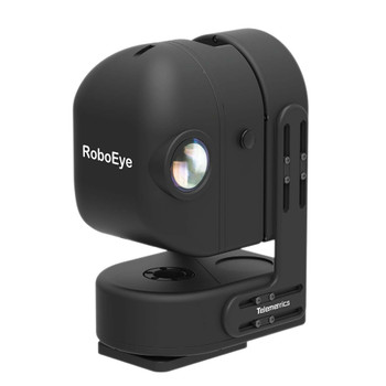 "Telemetrics PT-RE-2 RoboEye 2 Fully Integrated Robotic Camera System with a 1""-type EXMOR R™ CMOS 4K digital camera with zoom lens and a compact pan/tilt head"