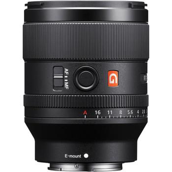 Sony SEL35F14GM FE 35mm f/1.4 GM Lens