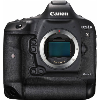 Canon 0931C002 EOS-1D X Mark II DSLR Camera (Body Only)