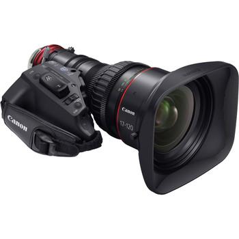 Canon CN7x17 KAS S Cine-Servo 17-120mm T2.95 (PL Mount)(9785B002)