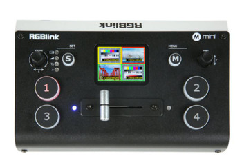 RGBLink RGBLMINI Mini Streaming Switcher