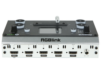 RGBLink RGBLMINIPLUS MINI+ Streaming Switcher