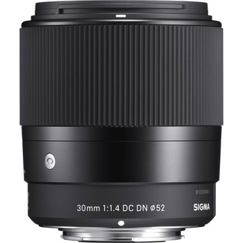 Sigma 302963 30mm f/1.4 DC DN Contemporary Lens for Micro Four Thirds