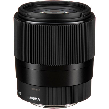 Sigma 302971 30mm f/1.4 DC DN Contemporary Lens for Canon EF-M