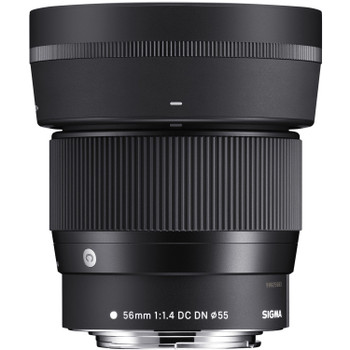 Sigma 351971 56mm f/1.4 DC DN Contemporary Lens for Canon EF-M