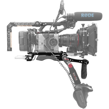 SHAPE FX6BR SHAPE Baseplate with Camera Cage and Articulating Handle for Sony FX6