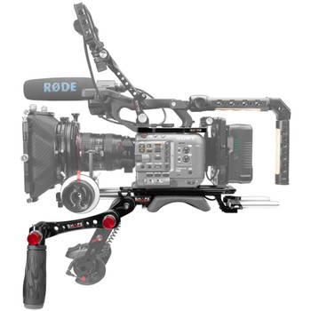 SHAPE FX6BT SHAPE Baseplate with Top Plate Kit for Sony FX6