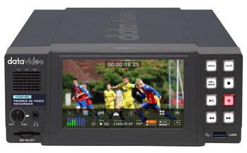 Datavideo HDR-80 ProRes 4K Video Recorder- Desktop