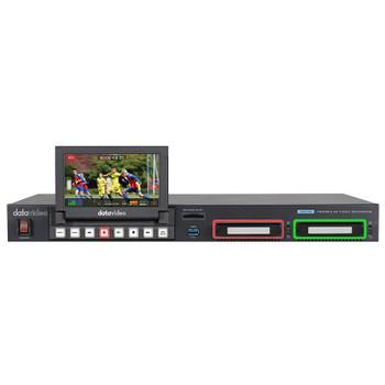 Datavideo HDR-90 4K ProRes Video Recorder-1U Rackmountable