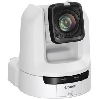 Canon CR-N300 4K NDI PTZ Camera with 20x Zoom (Titanium White)(5157C002)