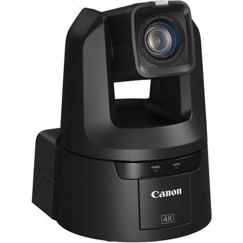Canon CR-N500 Professional 4K NDI PTZ Camera with 15x Zoom (Satin Black)(4839C001)