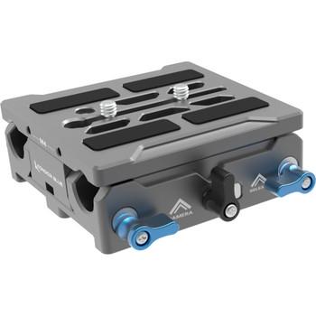 Kondor Blue KB-UARRI-BRP Universal 15mm LWS Bridge Plate for ARRI/RED/URSA/C70/VENICE