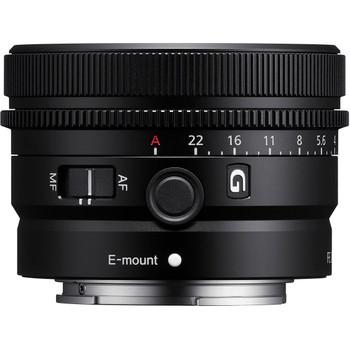 Sony SEL24F28G 24mm f/2.8 G Lens