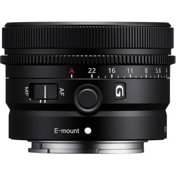 Sony SEL50F25G FE 50mm f/2.5 G Lens
