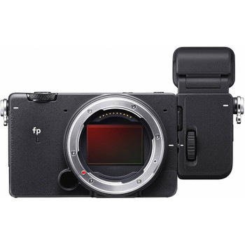 Sigma 1H900 fp L Mirrorless Digital Camera with EVF-11 Electronic Viewfinder