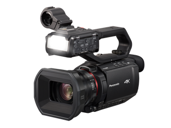 Panasonic AG-CX10 4K Camcorder Package