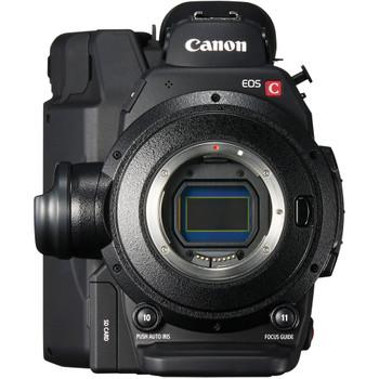 Canon Cinema EOS C300 Mark II Camcorder Body with Dual Pixel CMOS AF (EF Lens Mount) (0635C002)