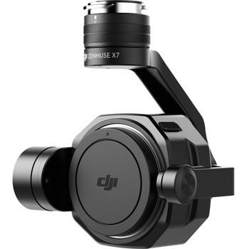 "DJI Inspire 2 Standard Kit with Zenmuse X7 Gimbal & 16mm/2.8 ASPH ND Lens, 4/3"" CMOS, 5.2K / 30 fps, etc."