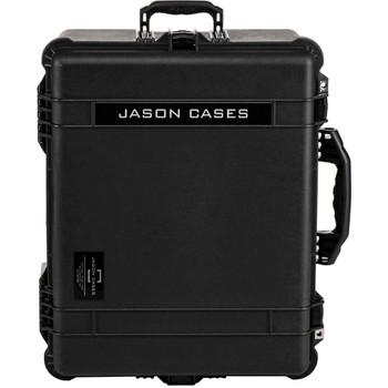 Jason Cases SNFX9BK Sony FX9 Case with Black Overlay