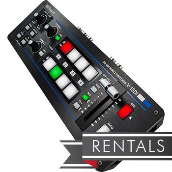 Roland V-1SDI Portable 3 x SDI and 1HDMI Input Switcher