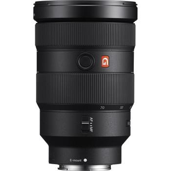Sony SEL2470GM FE 24-70mm f/2.8 GM E-Mount Lens