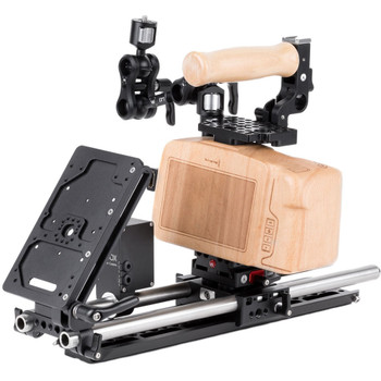 Wooden Camera 265300 Unified Accessory Kit for Blackmagic Pocket Cinema Camera 6K/4K (Pro)