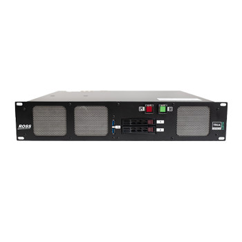 Ross Video Tria Express Duet Powerful Compact Video Production Server