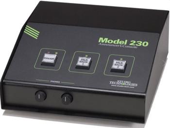 Studio Technologies M230 Announcer's Console