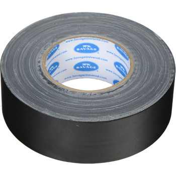 "Savage Gaffer Tape (Black, 2"" x 55 yd)"