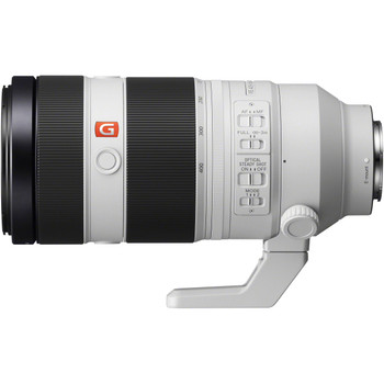 Sony SEL100400GM FE 100-400mm f/4.5-5.6 GM OSS Lens