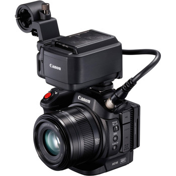 Canon XC15 4K Professional Camcorder, 8.9 - 89mm Zoom Lens,  Waveform Monitor Display
