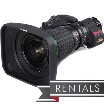 Fujinon ZA12X4.5BERD-S1 4.5-54mm f/1.8-2.4 Lens with 2x Extender and Servo Focus/Zoom