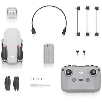 DJI Mini 2 Fly More Combo - Ultralight 3-Axis Gimbal 4K Video Quadcopter