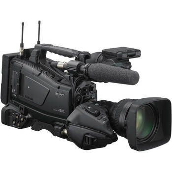 Sony PXW-Z750 4K Shoulder-Mount Broadcast Camcorder (Body Only) - Viewfinder and Microphone Not Included*